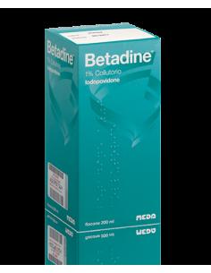 Betadine*collutorio 200 Ml 1%