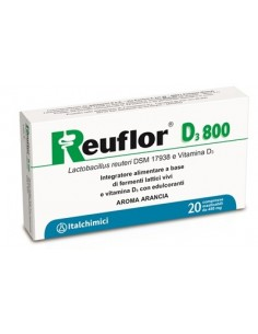 Reuflor D3 800 20 Compresse...