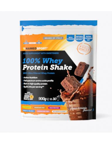 100% Whey Protein Shake Choco Brownie...