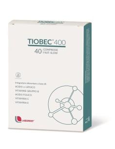 Tiobec 400 40 Compresse...