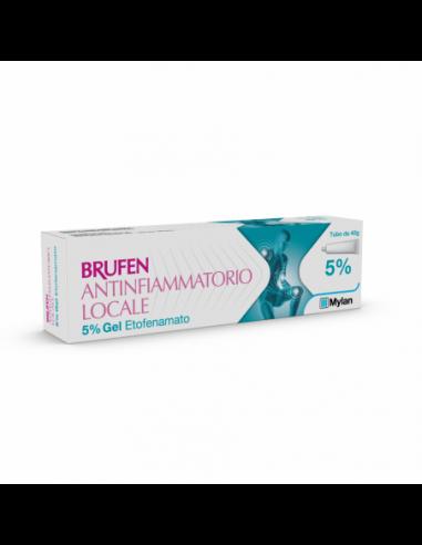 Brufen Antinfiammatorio Locale*gel 40...