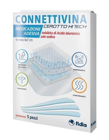 Cerotto Connettivina Hitech 6 X 7 Cm...