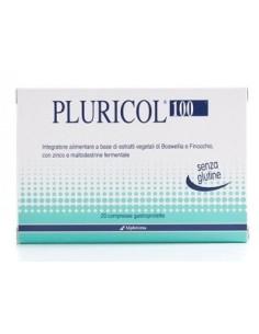 Pluricol 100 20 Compresse