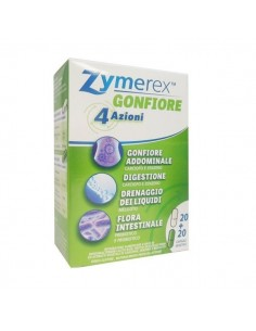 Zymerex Gonfiore 40 Capsule