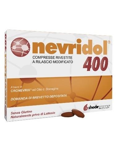 Nevridol 400 40 Compresse Rilascio...