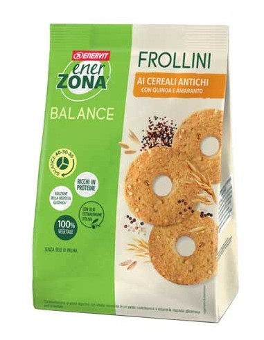 Enerzona Frollini Veg Cereali Antichi...