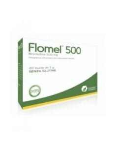 Flomel 500 20 Bustine