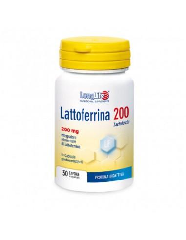 Longlife Lattoferrina200 30 Capsule...