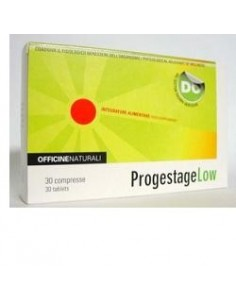 Progestage Low 30 Compresse