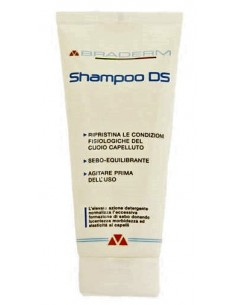 Shampoo Ds 200 Ml Braderm