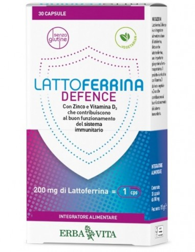 Lattoferrina Defence 30 Capsule