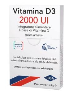 Vitamina D3 Ibsa 2000 Ui 30...