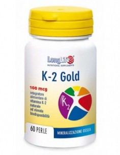 Longlife K-2 Gold 60 Perle