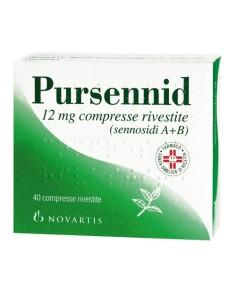Pursennid*40 Cpr Riv 12 Mg