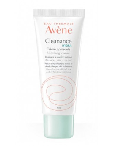 Avene Cleanance Hydra Crema 40 Ml