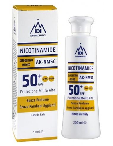Nicotinamide Ak-nmsc 50+spf...