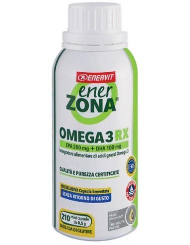 Enerzona Omega 3 Rx 210 Capsule