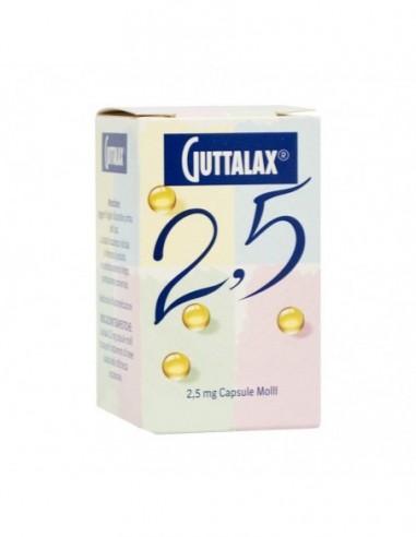 Guttalax*30 Cps Molli 2,5 Mg