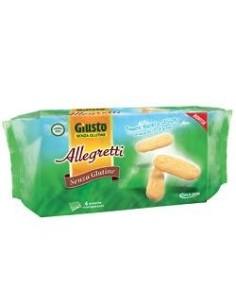 Tisanoreica Biscotti al gusto Mela