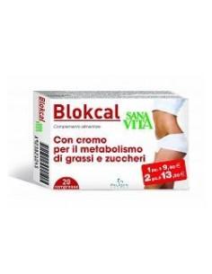 Sanavita Blokcal 20 Compresse