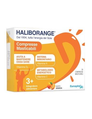 Haliborange 30 Compresse Masticabili...