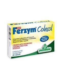 New Ferzym Colesol 40 Capsule