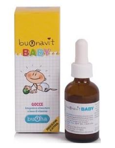 Buonavit Baby Gocce 20 Ml