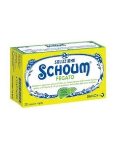 Soluzione Schoum Fegato 30...