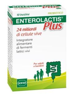 Enterolactis Plus Polvere...