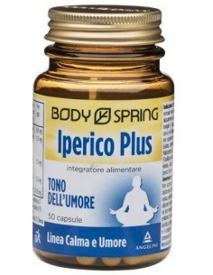 Body Spring Iperico Plus 50...