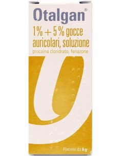 Otalgan*gocce Auricolari 6...