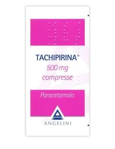 Tachipirina*20 Cpr 500 Mg