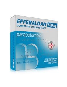 Efferalgan*16 Cpr Eff 500 Mg