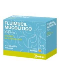 Fluimucil Mucolitico*30...