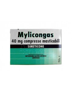 Mylicongas*50 Cpr Mast 40 Mg