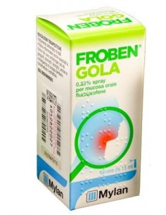 Froben Gola*spray Mucosa...