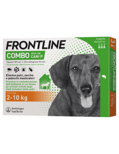 Frontline Combo Spot-on...