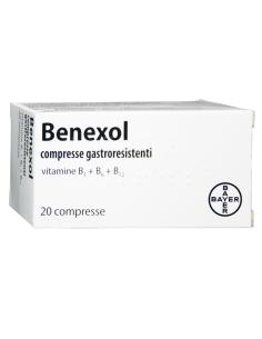 Benexol*20 Cpr Gastrores...