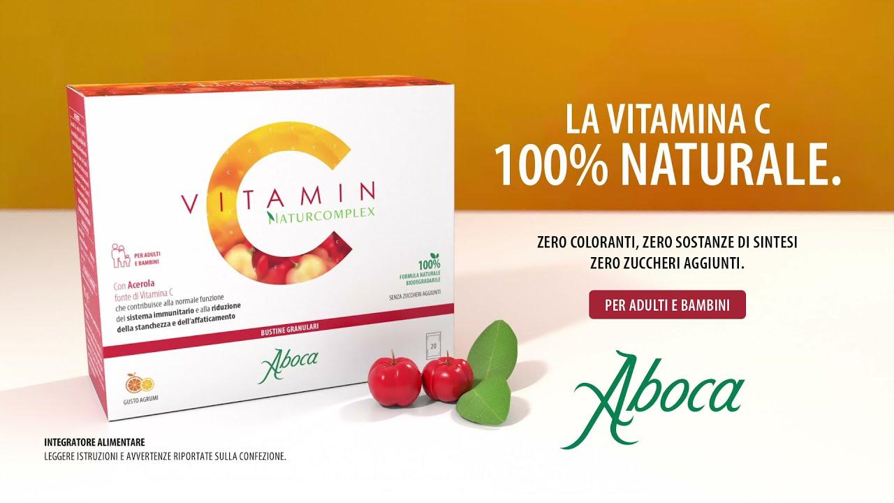 Aboca Vitamina C Naturcomplex
